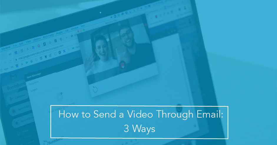 how to send video through email