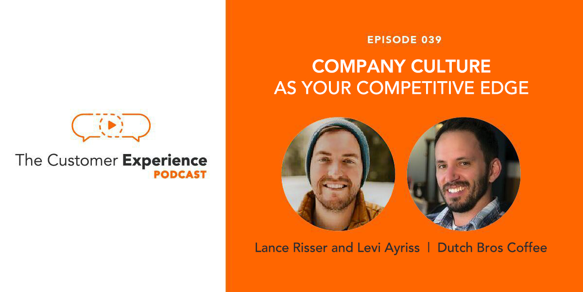 Company Culture As Your Competitive Edge featuring Lance Risser and Levi Ayriss image