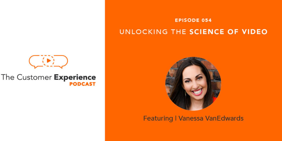 Unlocking the Science of Video with Vanessa Van Edwards featuring Vanessa Van Edwards image