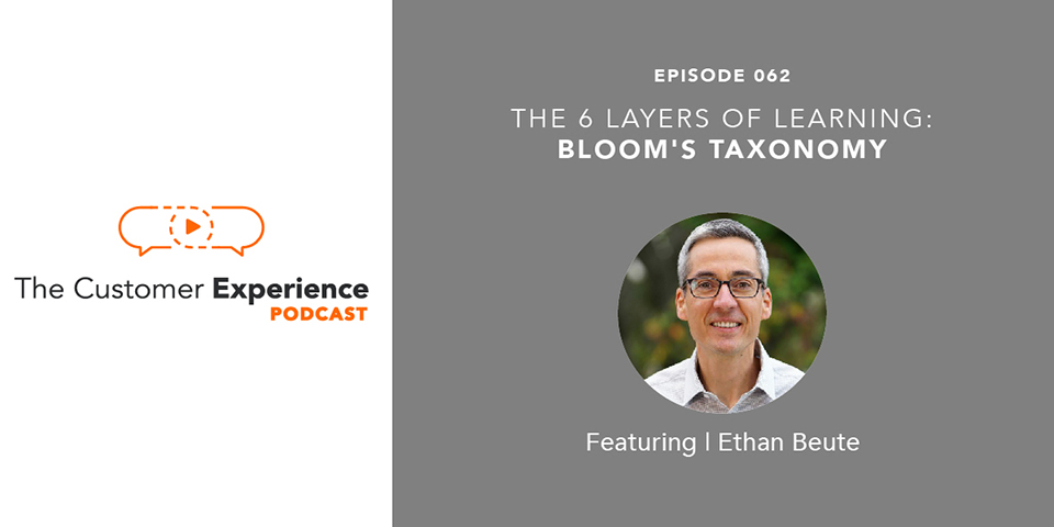 Bloom's Taxonomy, Ethan Beute, BombBomb