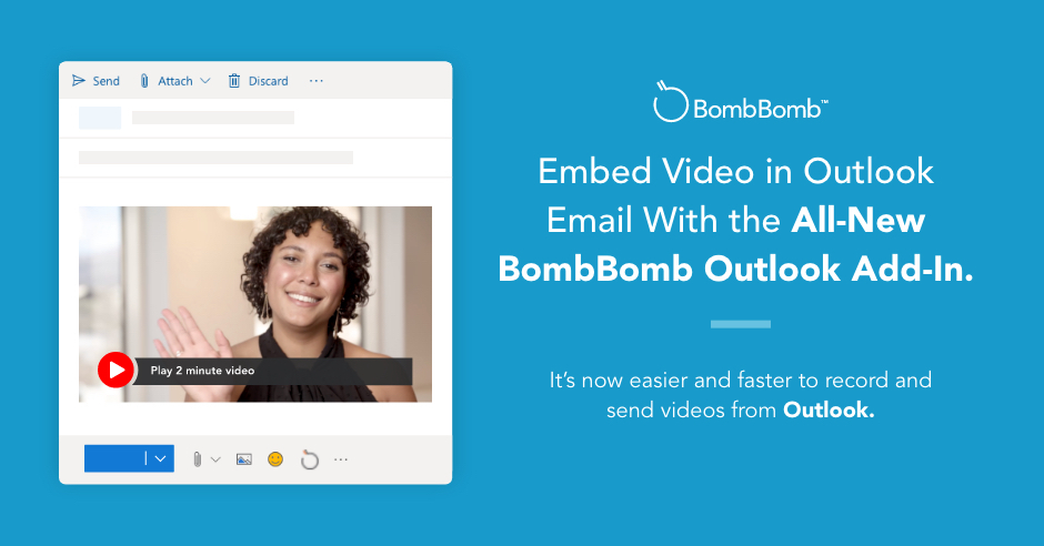embed video in outlook